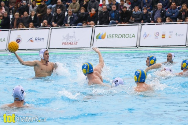 Waterpolo Quadis CNM - Real Canoé