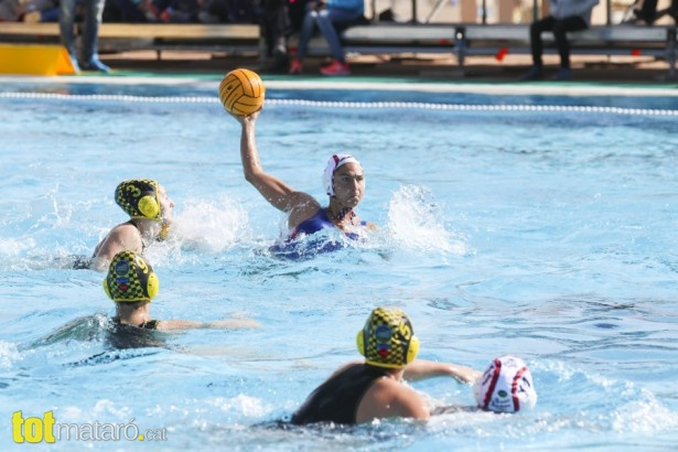 Waterpolo La Sirena CNM - Moscardó