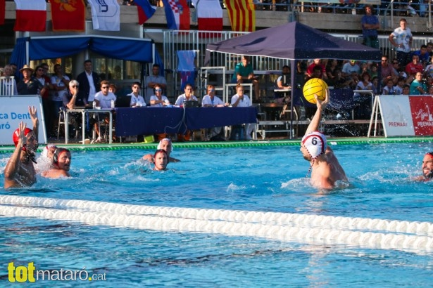 Waterpolo Quadis Mataró - Noisy