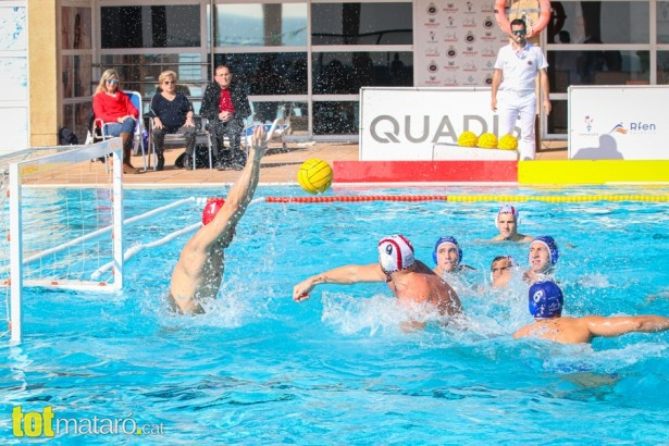 Waterpolo Quadis CNM - CN Sabadell